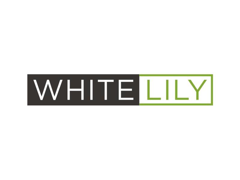 White Lily logo design by Arto moro