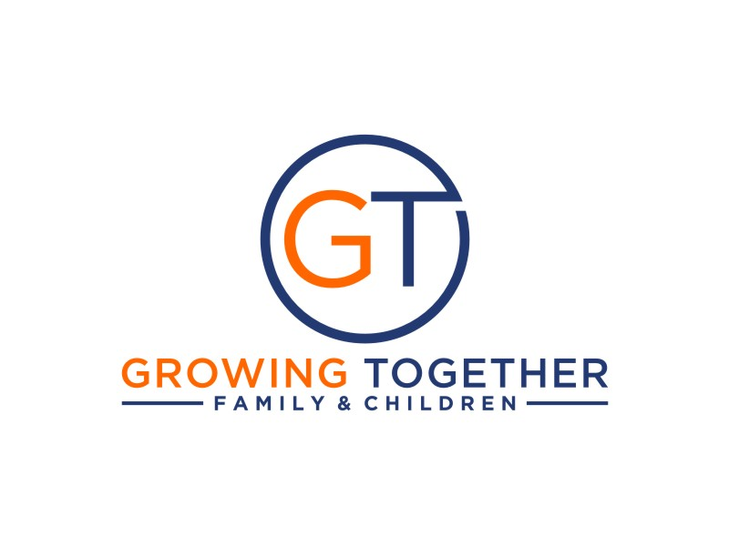 Growing Together Family & Children logo design by Arto moro