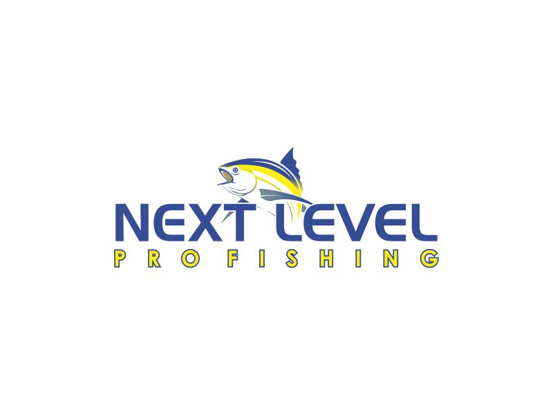 NEXT LEVEL PRO FISHING logo design by Msinur