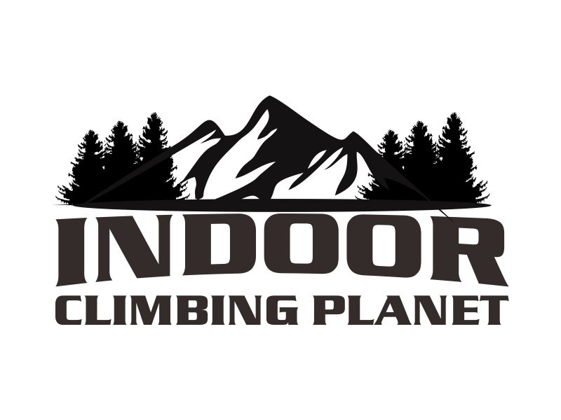 Indoor Climbing Planet logo design by MUNAROH
