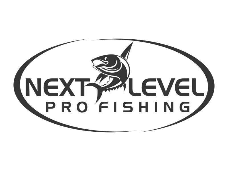 NEXT LEVEL PRO FISHING logo design by onetm