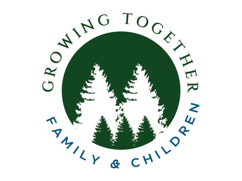 Growing Together Family & Children logo design by up2date