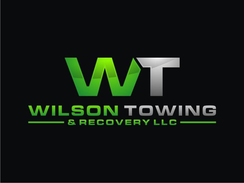 Wilson Towing & Recovery LLC logo design by Arto moro