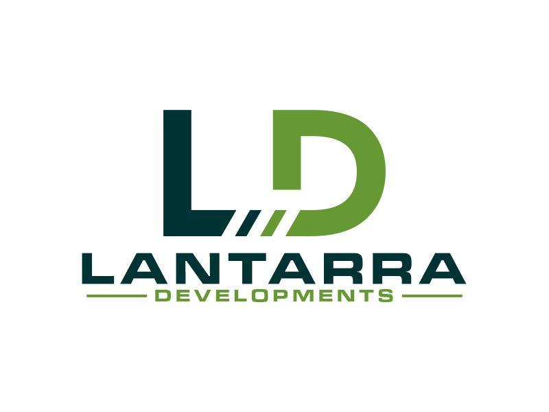 Lantarra Developments logo design by Gwerth