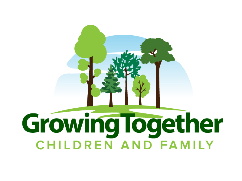 Growing Together Family & Children logo design by jaize