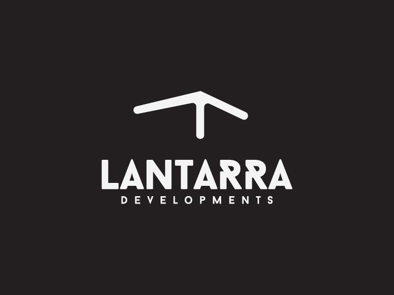 Lantarra Developments logo design by Sami Ur Rab