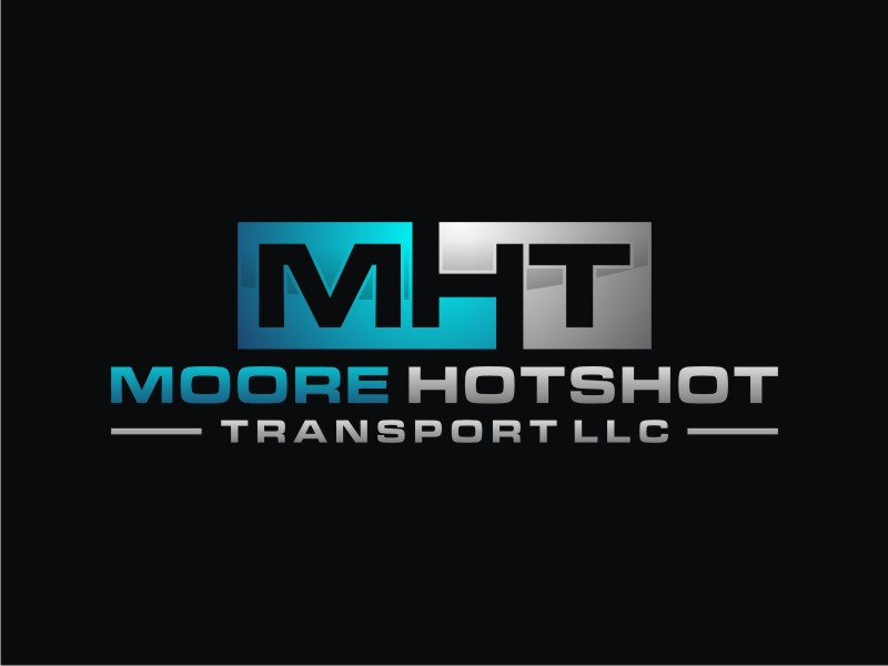 Moore Hotshot Transport LLC logo design by Arto moro
