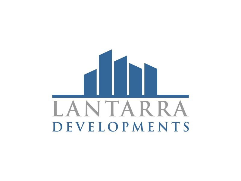 Lantarra Developments logo design by Diponegoro_