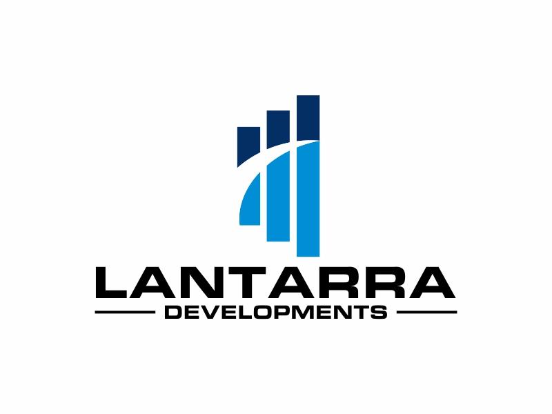 Lantarra Developments logo design by Greenlight