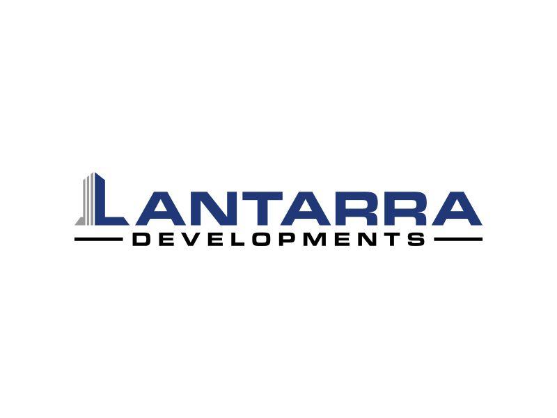 Lantarra Developments logo design by Lavina