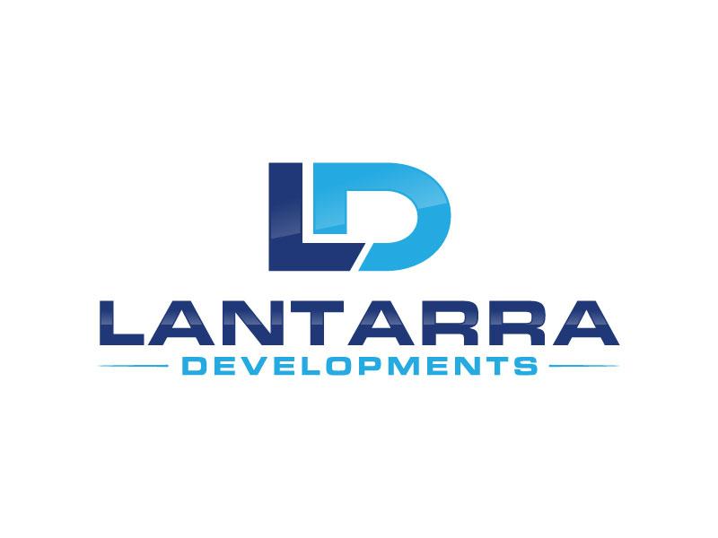 Lantarra Developments logo design by nard_07
