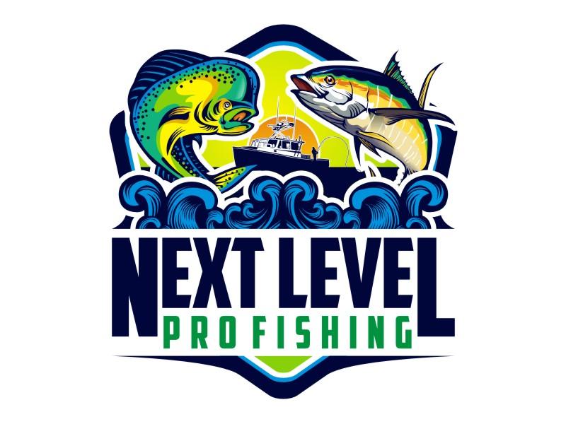 NEXT LEVEL PRO FISHING logo design by achang