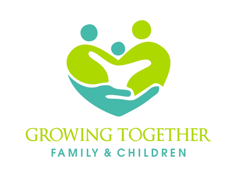 Growing Together Family & Children logo design by JessicaLopes