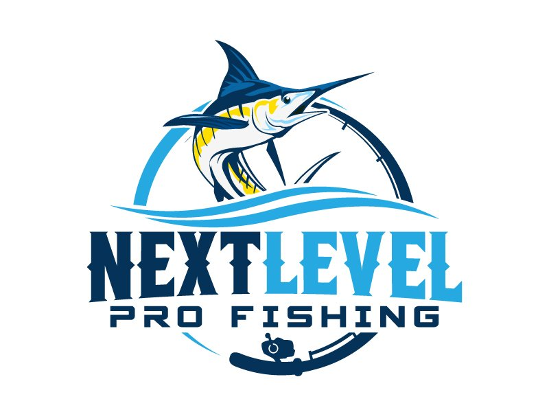 NEXT LEVEL PRO FISHING logo design by daywalker