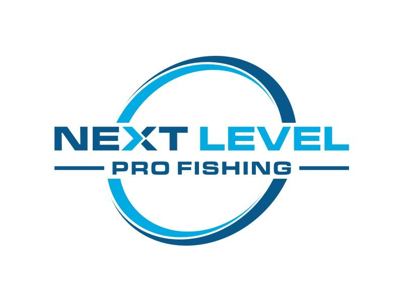 NEXT LEVEL PRO FISHING logo design by sabyan