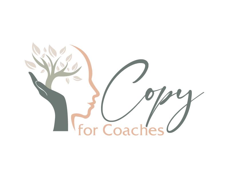 Copy for Coaches logo design by ElonStark