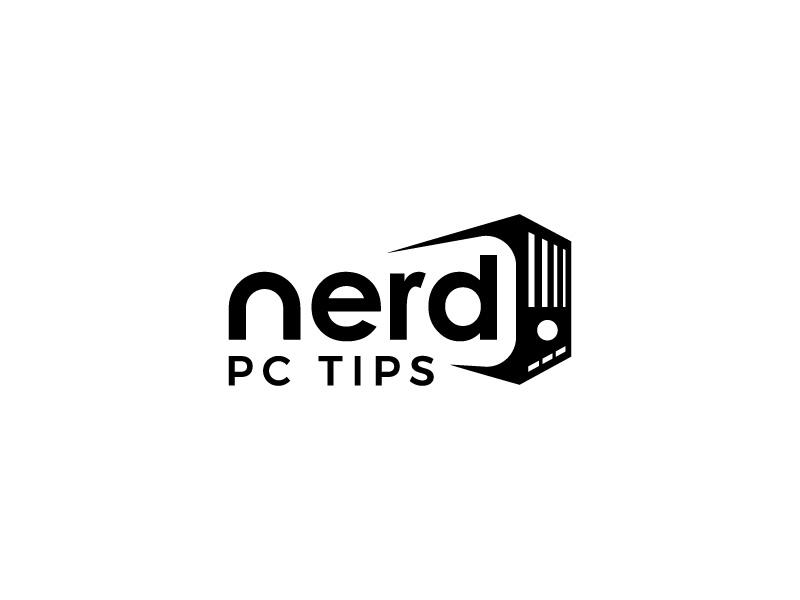 Nerd PC Tips logo design by CreativeKiller