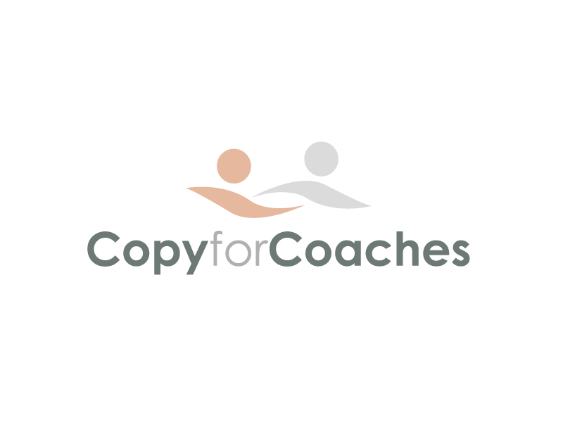 Copy for Coaches logo design by Marianne