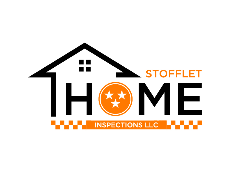 STOFFLET HOME INSPECTIONS LLC logo design by wongndeso