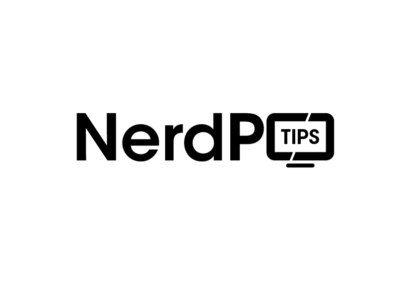 Nerd PC Tips logo design by my!dea