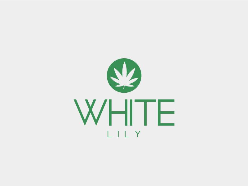 White Lily logo design by Sami Ur Rab