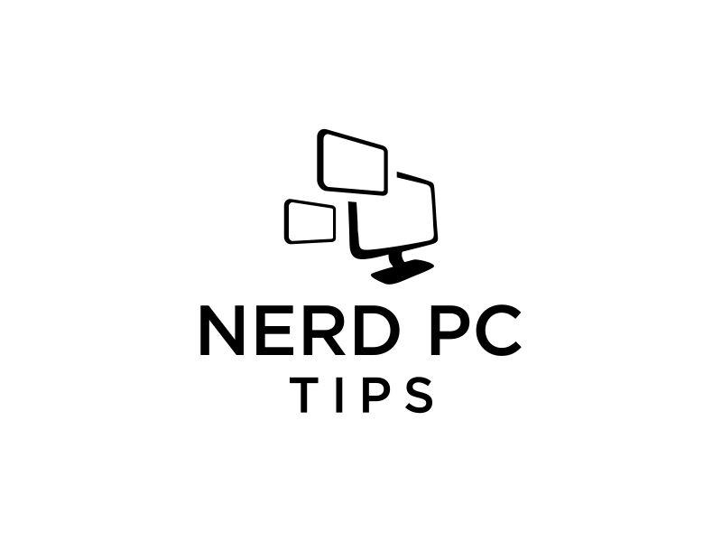 Nerd PC Tips logo design by valace