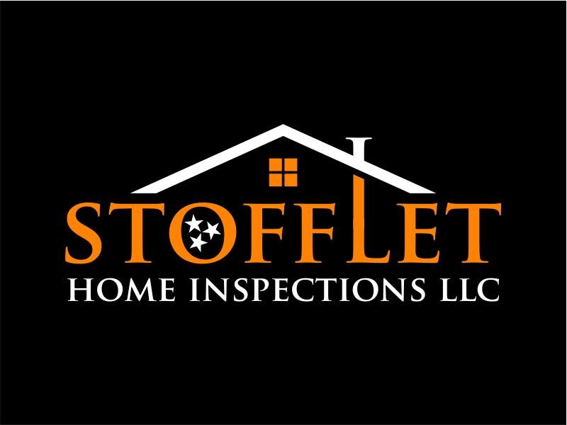 STOFFLET HOME INSPECTIONS LLC logo design by cintoko