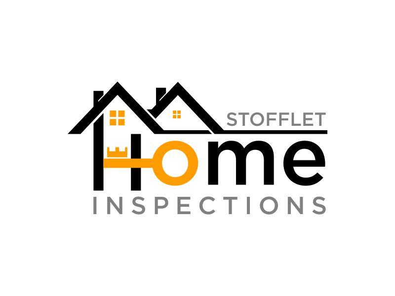 STOFFLET HOME INSPECTIONS LLC logo design by Barkah