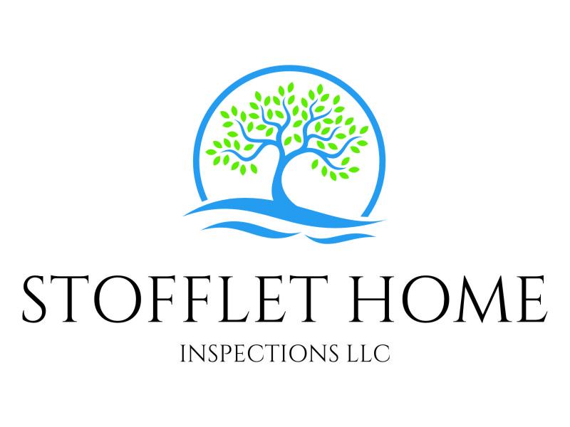 STOFFLET HOME INSPECTIONS LLC logo design by jetzu