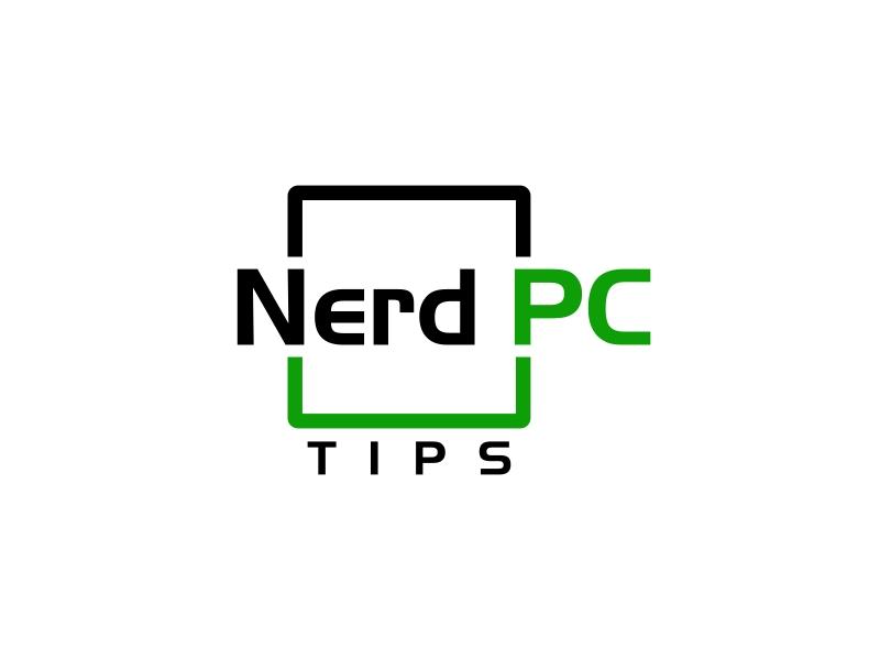 Nerd PC Tips logo design by GassPoll