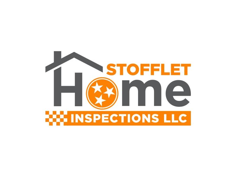 STOFFLET HOME INSPECTIONS LLC Logo Design