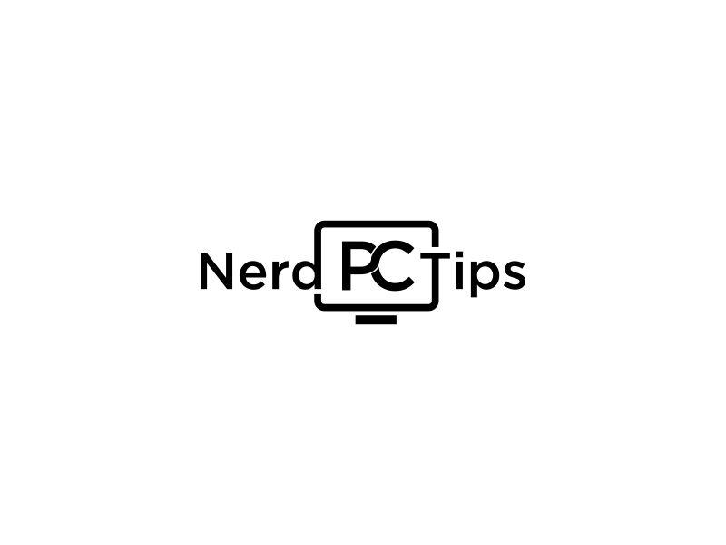 Nerd PC Tips logo design by oke2angconcept