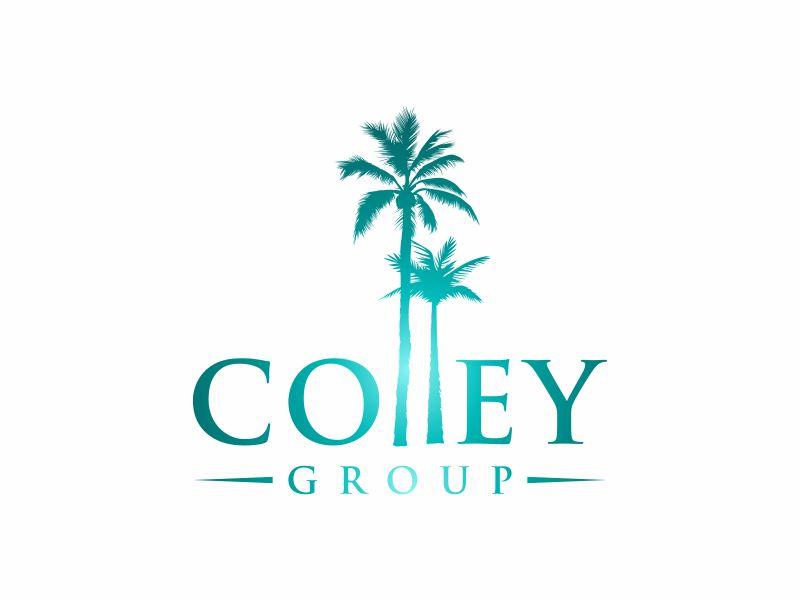 Colley Group Logo Design