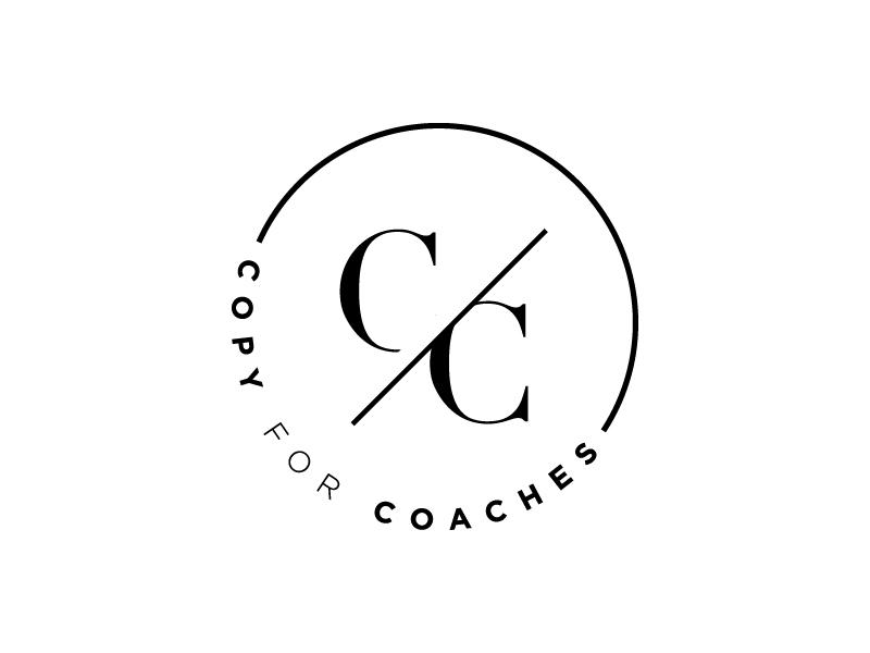 Copy for Coaches logo design by jonggol