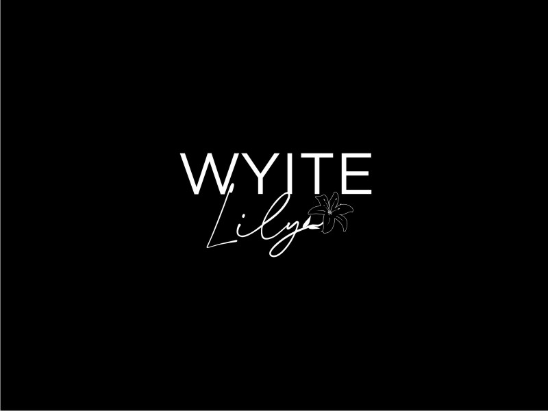 White Lily logo design by Adundas
