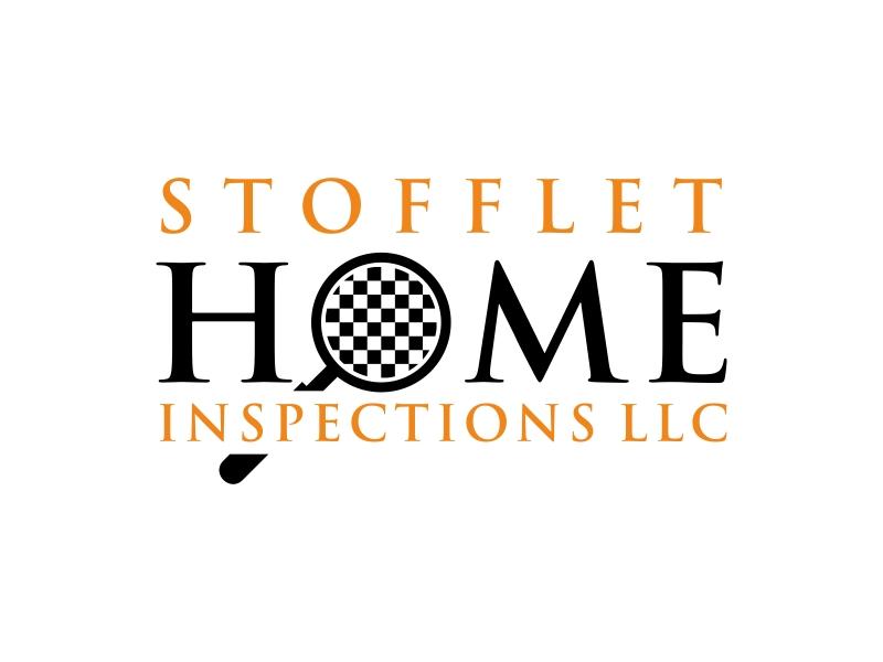 STOFFLET HOME INSPECTIONS LLC logo design by GassPoll