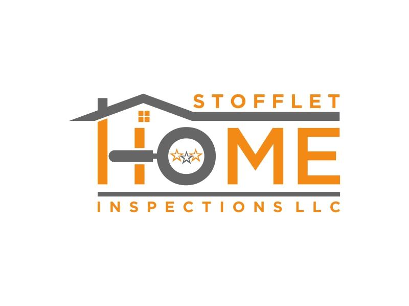 STOFFLET HOME INSPECTIONS LLC logo design by luckyprasetyo