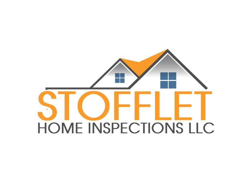 STOFFLET HOME INSPECTIONS LLC logo design by ElonStark