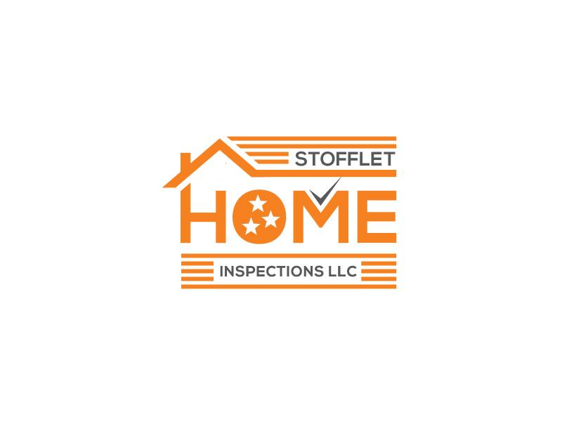 STOFFLET HOME INSPECTIONS LLC logo design by zakdesign700