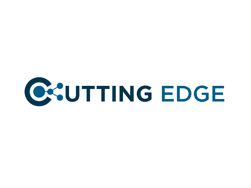 Cutting Edge logo design by senja03