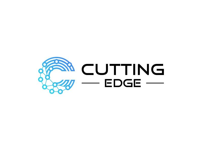 Cutting Edge logo design by asani