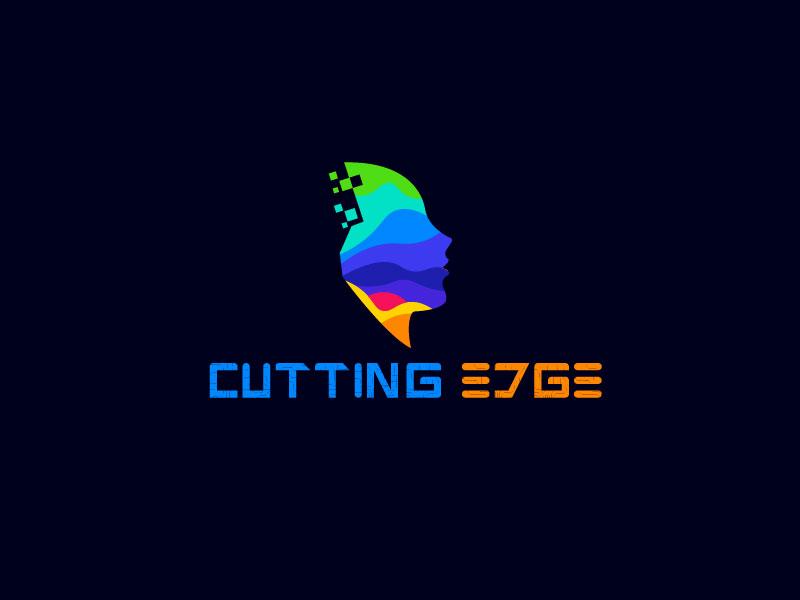 Cutting Edge logo design by robiulrobin