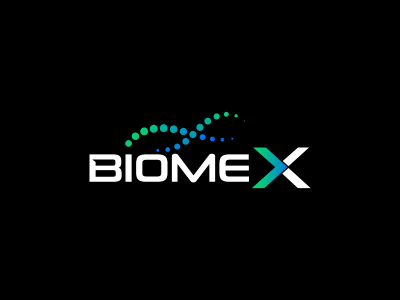 Biome X Logo Design