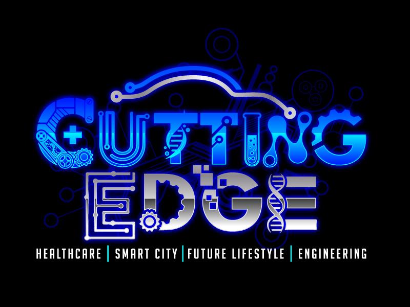 Cutting Edge logo design by jaize