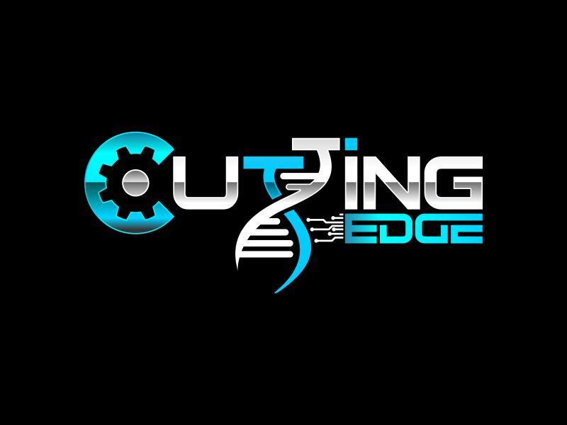 Cutting Edge logo design by zonpipo1