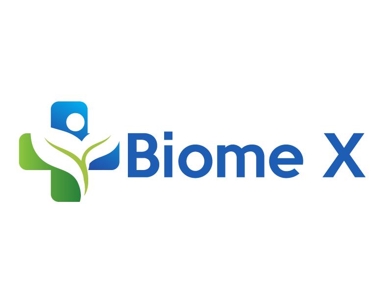 Biome X logo design by ElonStark