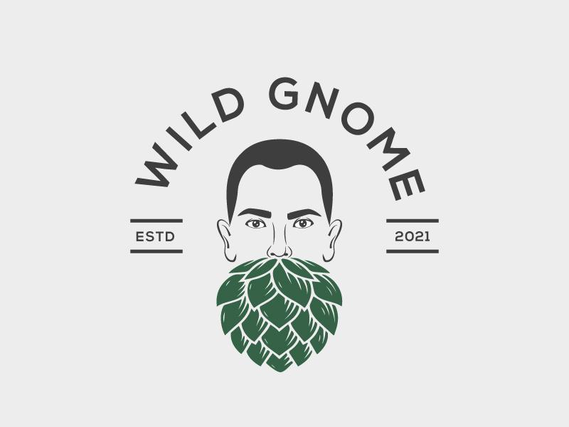 Wild Gnome logo design by czars