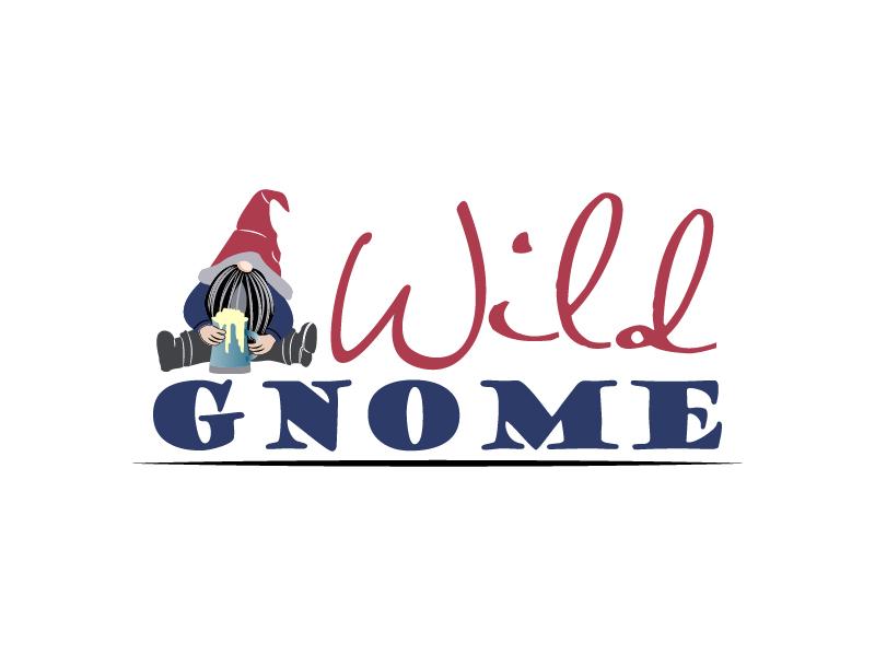 Wild Gnome logo design by pilKB