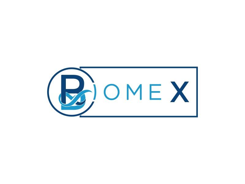 Biome X logo design by Mahrein
