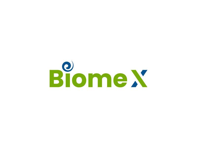 Biome X logo design by aryamaity
